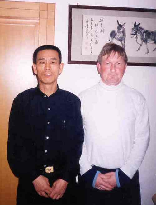 Sifu od Baji Quan - Li Quan Ho from Harbin