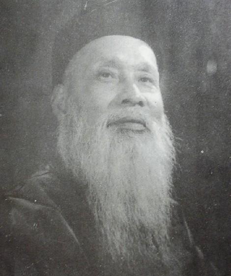 Wielki mistrz Kung Fu WuShu Sifu Wang Zi Ping