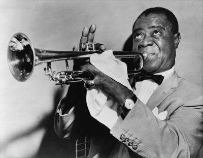 Louis Armstrong - mistrz gry na trąbce