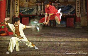 Wushu, czyli chińska sztuka wojenna - czym jest i skąd pochodzi jej nazwa?