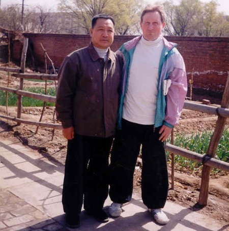 Wyjazd do Chin i spotkanie z Sifu stylu Yan Qing Qian - Qi Min Jiu