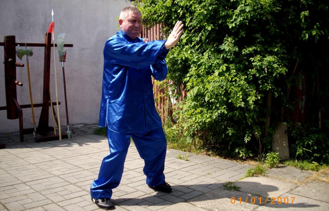 Wing Chun - tradycyjna pozysja wyjściowa